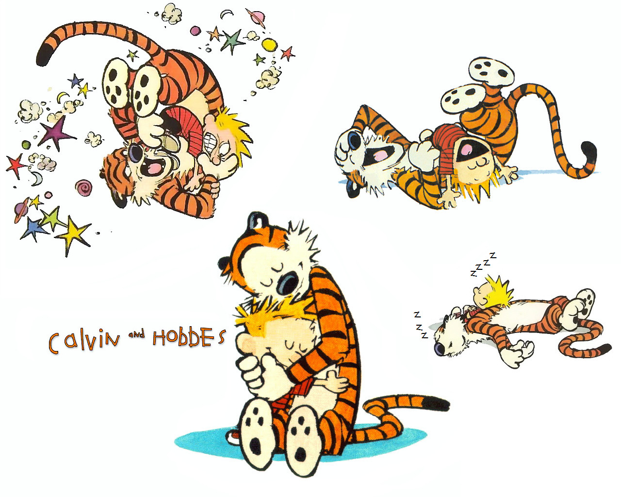 Calvin and Hobbes image from ifanboy
